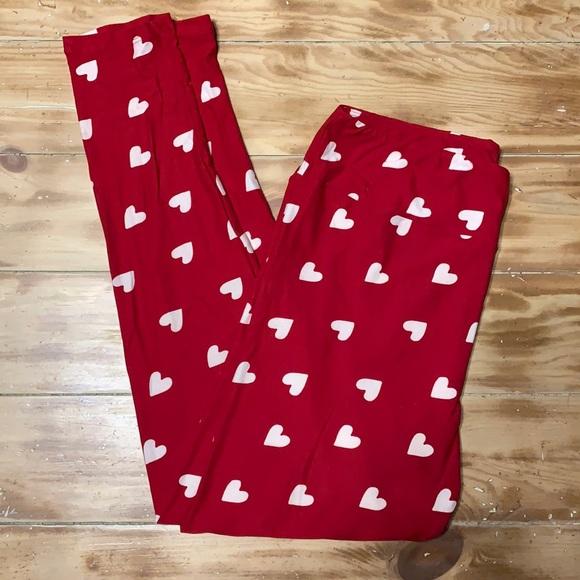 Hearts TC leggings